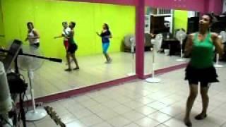 Music s Cool - Clase de Baile - Samba Rock (ritmo brasileño)