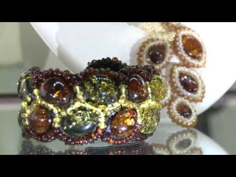 Янтарная корона. Какую пользу несут украшения из янтаря?
