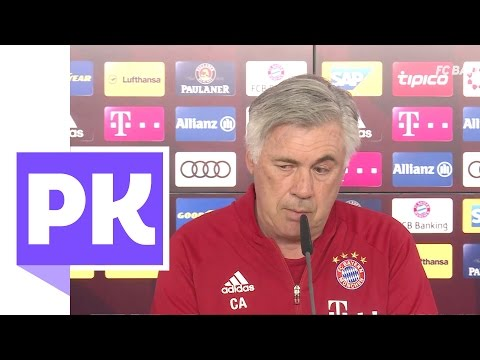 Carlo Ancelotti macht den Bayern nun Titeldruck