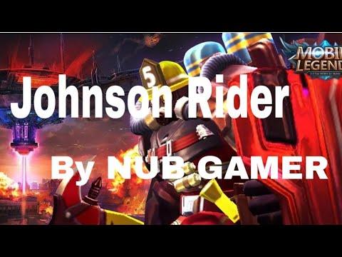 NUB GAMER-JONSHON RIDER (official Lyrics Video)