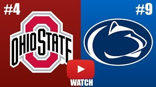 Ohio State vs Penn State Week 5 Full Game Highlights (HD)