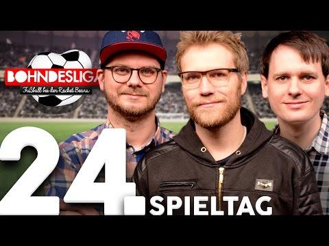 24. Spieltag der Bundesliga in der Analyse | Bohndesliga-Fußball bei Rocket Beans