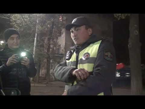 ГАИ (ПМ) Бишкек. Генерал-майор