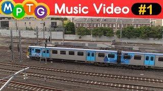 Melbourne's Metro Trains (Music Video #1)