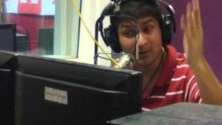 RJ Anirudh on Big FM - Wednesday, September 05, 2012