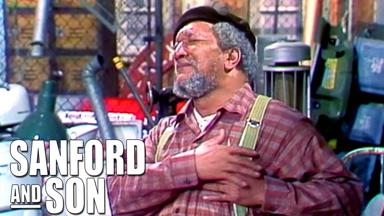 Fred Is Terrified Of Coffins   Sanford & Son