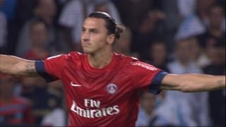 The incredible Kung Fu goal of IBRAHIMOVIC (23