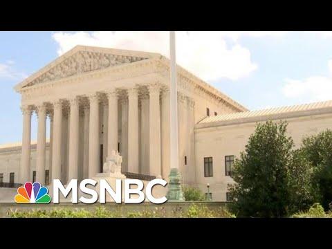 Supreme Court Rules Trump Not Immune From New York Grand Jury Process | Hallie Jackson | MSNBC