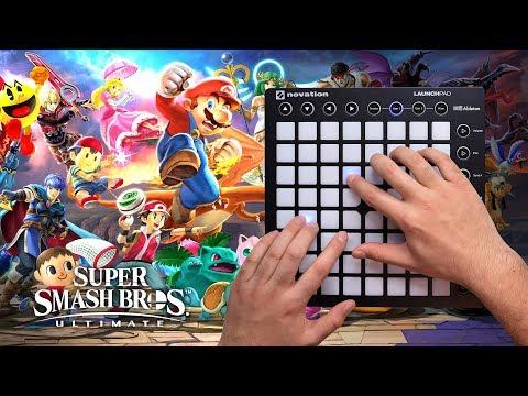 I Remixed The Super Smash Bros. Ultimate Theme