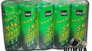 JFS-1/G Jorge (Green smoke bomb)