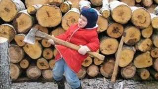 Little Wood Chopper / Väike Puuraidur