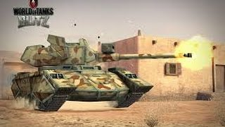 World of tanks blitz boutique WG (O-47 Phénix mécanique) Tiers 8