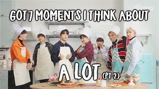 Got7 moments I think about a lot #2