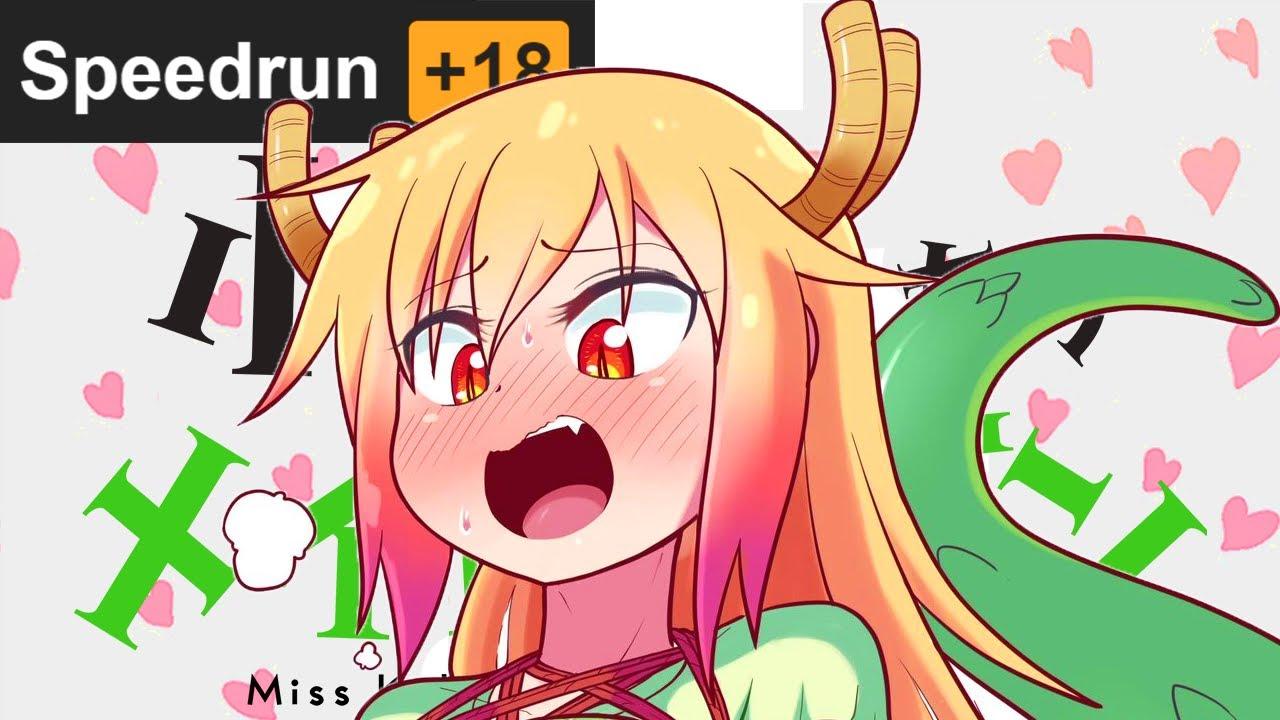 Tohru Google Speedrun (miss kobayashi's dragon maid)