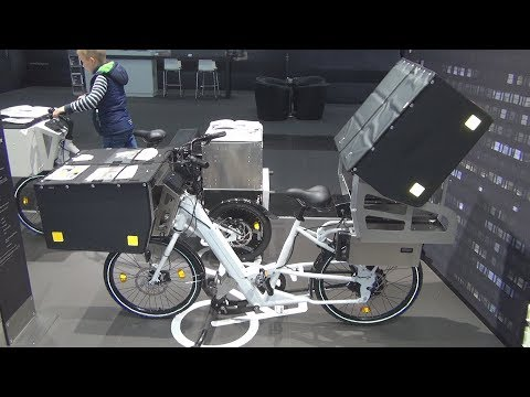 StreetScooter Work Bike (2019) Exterior And Interior
