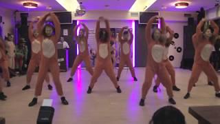Amfik beginners - Танцевальная Премия  DANZA TV. 5 марта 2017г.