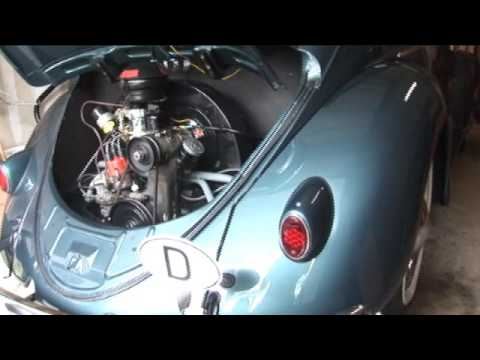 Classic VW Beetle Bug How to Resto Tip Grounding Lights