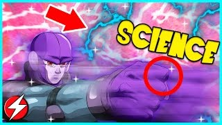 Anime theory: science behind hit's time manipulation death powers revealed! dragon ball super