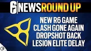New R6 Game Details & Problems/Bugs - 6News - Tom Clancy's Rainbow Six Siege