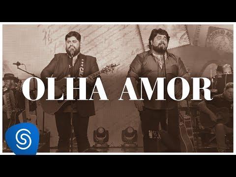 César Menotti e Fabiano - Olha Amor (DVD Memórias 2) [Vídeo Oficial]