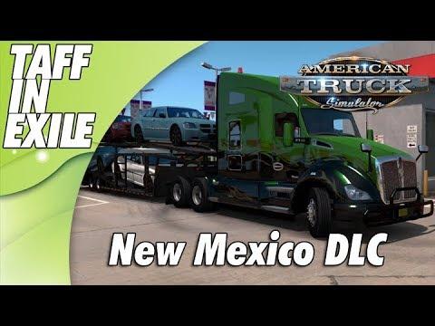 American Truck Simulator   New Mexico   New DLC exploration