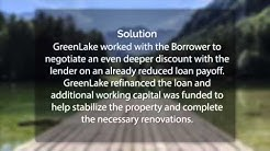 Commercial Real Estate Bridge Loan | Commercial Mortgage | Bridge Lender | GreenLake Fund