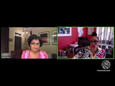 It's Not All Downhill From Here: Terry McMillan In Conversation With Tayari Jones | LIVE From NYPL