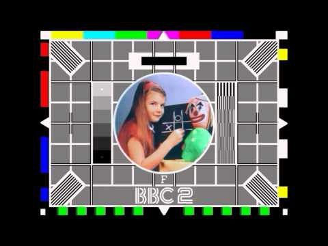 BBC 2 Test Card - Don Fernando (Complete)