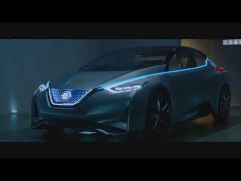 Ниссан усовершенствует свой электромобиль!