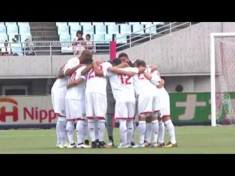 Resumen Cerezo Osaka-Sevilla Futbol Club 17-7-17