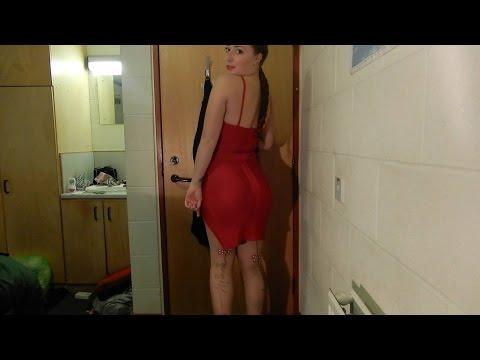OOTD- Red dress