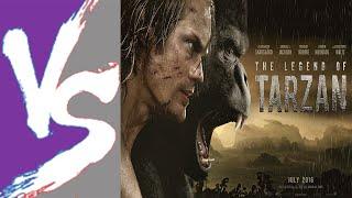 THE LEGEND OF TARZAN 2016 trailer review