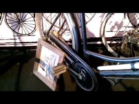 จักรยานโบราณ สมัยรัชกาลที่ 6 อายุประมาณ 79 ปี