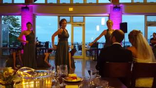 Bridesmaids Dance - Nicole and Wes