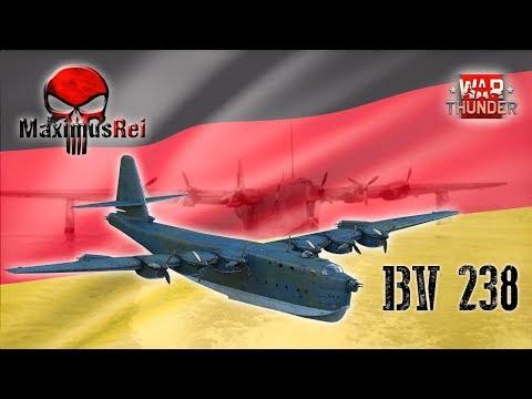 War Thunder - BV 238 - O Barco do Amor [PT-BR]