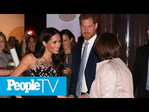 Meghan Markle And Prince Harry Attend The Australian Geographic Society Awards | PeopleTV