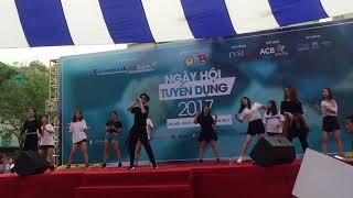 Vũ Cát Tường - Ngàn ước mơ Việt Nam | Tại Học Viện Tài Chính Hà Nội (p2)