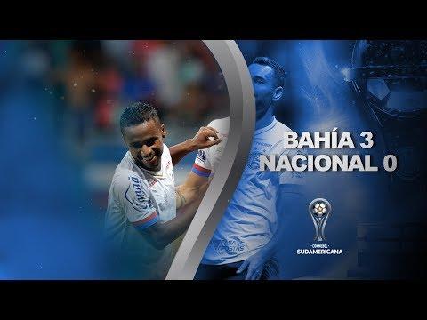Bahia Nacional Asunción Goals And Highlights