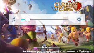 (Clash of clans ) building stack glitch
