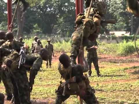Nigeria army recruitment training date