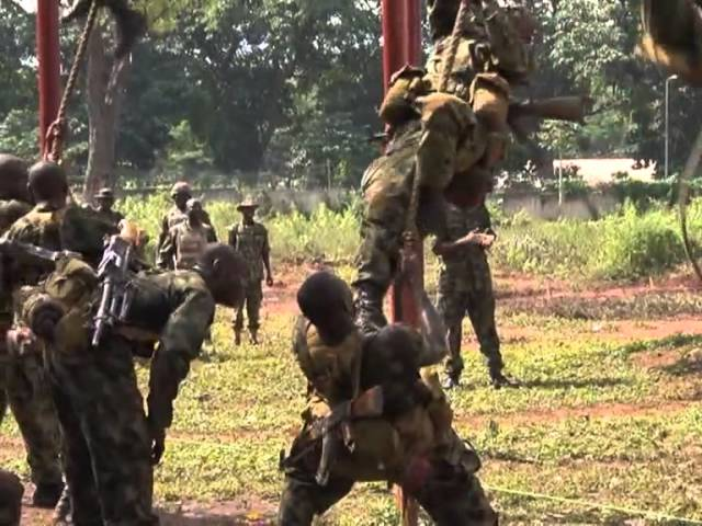 Nigerian army training: What are the stages? ▷ Legit ng