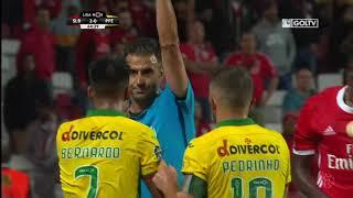 Benfica 5:0 Paços de Ferreira