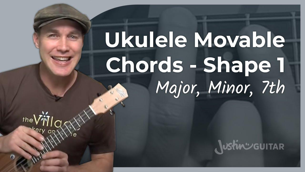 Ukulele Beginner Course | JustinGuitar com