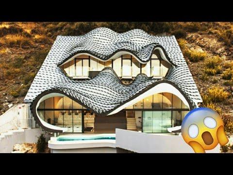 Las Casas Más Extrañas e Increíbles del Mundo/ Seven Tops