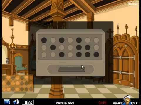 Castle bedroom escape walkthrough games2rule youtube for T bedroom escape walkthrough