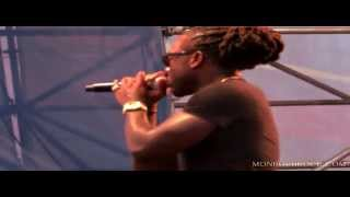 YMCMB Ace Hood Live in Philly