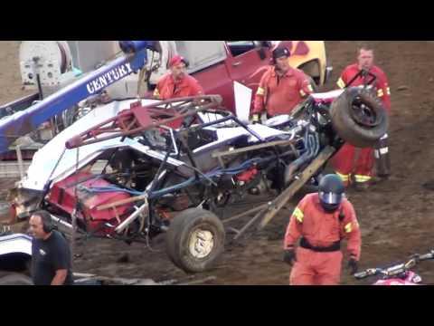 Skagit Speedway Highlights 07 09 2016