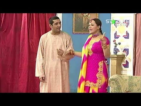 Mehbooba Hero Aashiq Zero New Pakistani Stage Drama Full Comedy Funny Play