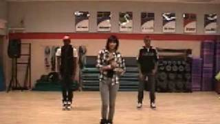 Natasha Dance Jam Instructional