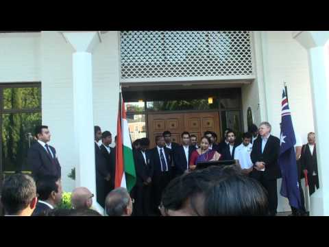 TEAM INDIA Reception at INDIAN HIGH COMMISSION at CANBERRA
